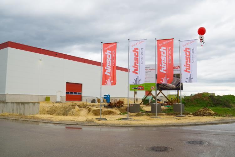Read more about the article 125 Jahrfeier & Halleneinweihung des neuen Logistikzentrums!