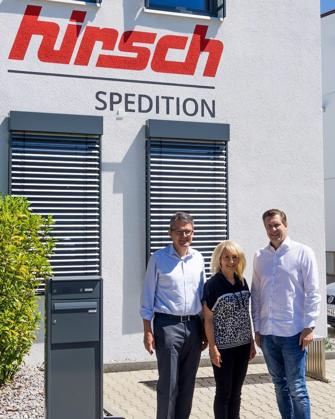 Read more about the article Roderich Kiesewetter zu Besuch