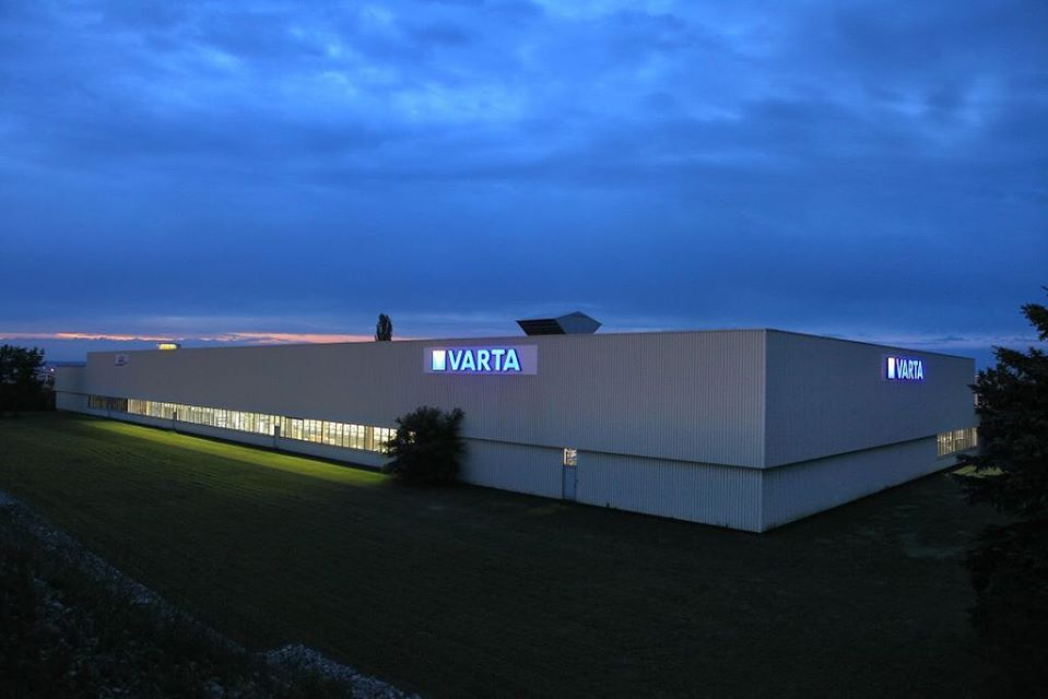 Umzug des Aktenarchivs der Firma VARTA