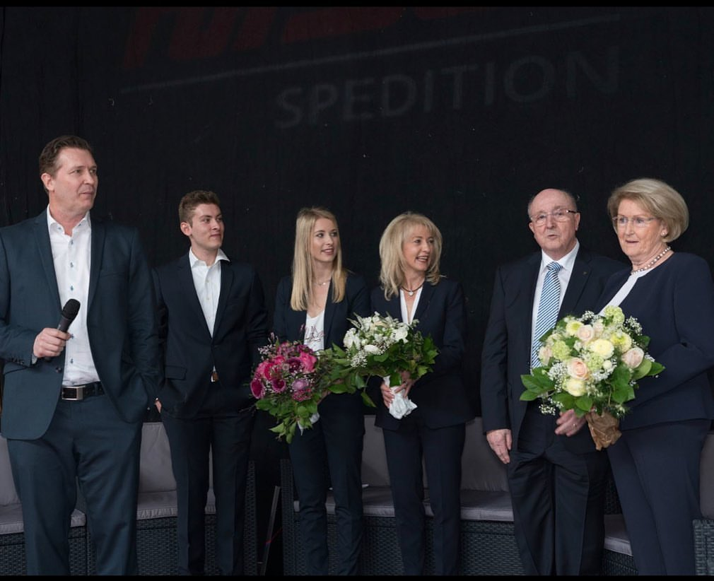 Read more about the article 125 Jahre Spedition Hirsch – 11.05.2019