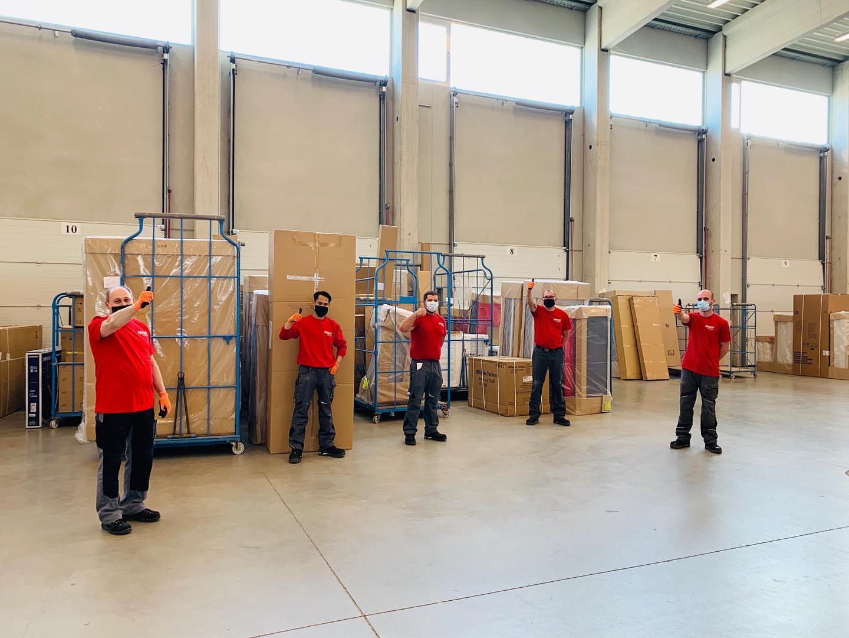 Read more about the article Komm und werde Teil unseres Teams als LAGERFACHKRAFT (m/w/d)