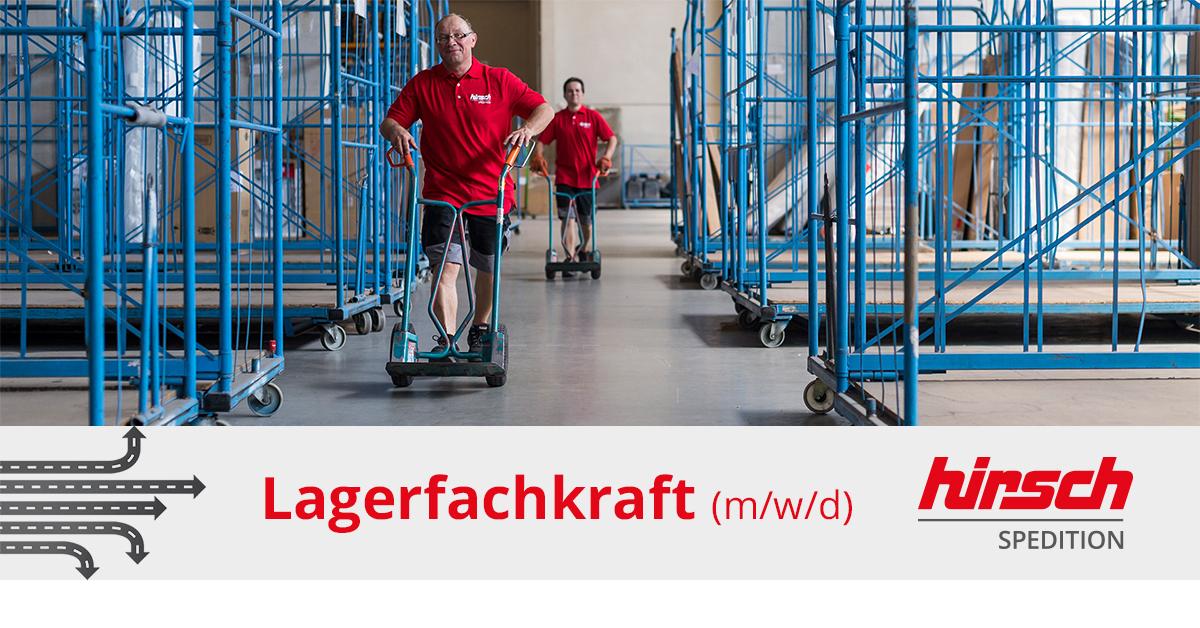 Read more about the article Lagermitarbeiter (m/w/d) in der Nachtschicht gesucht!